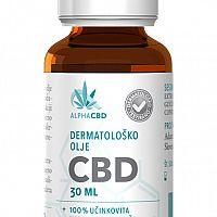 Dermatološko olje CBD