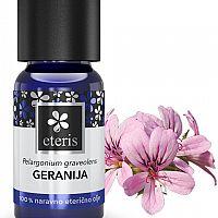 Geranija eterično olje