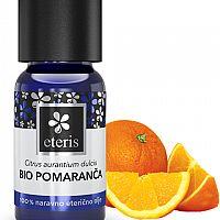 Pomaranča – BIO eterično olje