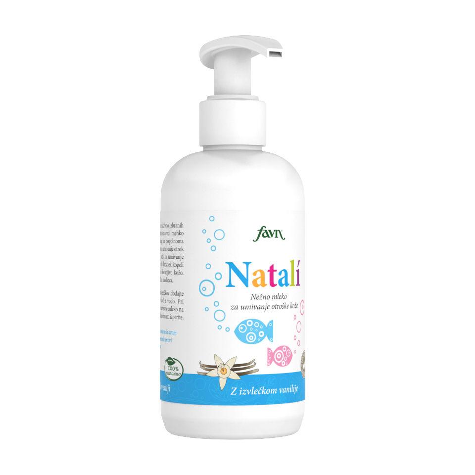 Natali mleko za umivanje