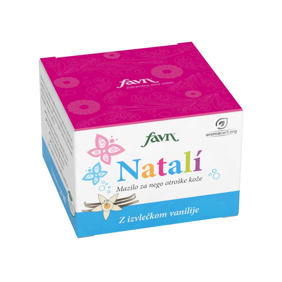 Natali mazilo za otroško kožo